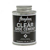 Универсальный клей для обуви и других целей ANGELUS CLEAR SHOE CEMENT