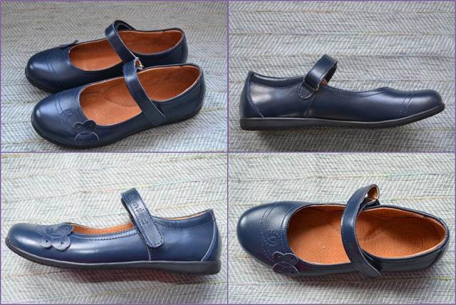 Туфли для девочки Eleven Shoes LR-324.214 Фото1