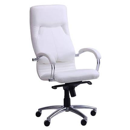 Кресло Ника HB хром Неаполь N-50 (AMF-ТМ), фото 2
