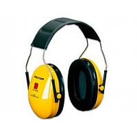 Наушники 3М Peltor P1 Optime 1 H510A желтые