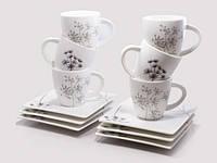 Набор чайный Кэтти (на 6 персон)