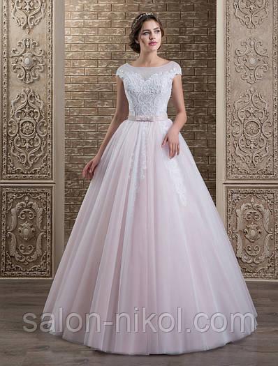 Свадебное платье S-333