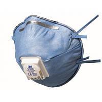 Респиратор с защитой от кислых газов до 1 ПДК 3М 9926 (уровень защиты FFP2)
