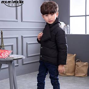 Детское модное пальто, фото 2