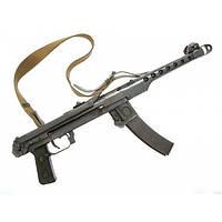 Макет Пистолет пулемет Судаева