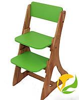 Детский стул растишка Mobler Зеленый