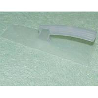 Гладилка Silk Plaster SP-1 прозрачная 60х240 мм