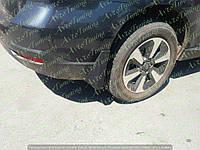 Брызговики передние и задние для Subaru Forester (2013-2017)