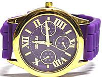 Часы на силиконовом ремешке 111