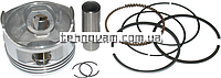 Поршень ремонтный мотоблок 168F 0,25