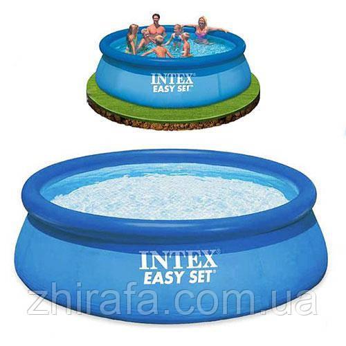 Бассейн семейный (28130) INTEX 366х76см