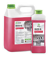 """Щелочное моющее средство Grass """"Bios B"""", 5,5 кг., фото 2"""
