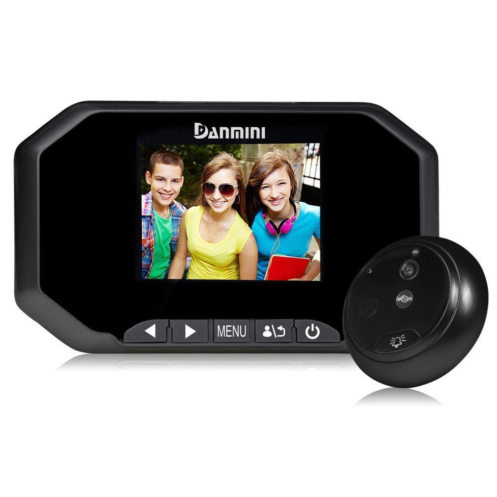 Видеоглазок с датчиком движения Home Light G3 N 3,0