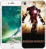 Чехол для мобильного телефона NN Heroes Pattern PC для iPhone 7 (D12634)