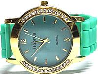 Часы на резиновом ремешке 00466