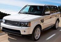 Силовые обвесы Range Rover Sport с 2005-2013 г. , кенгурятники и пороги