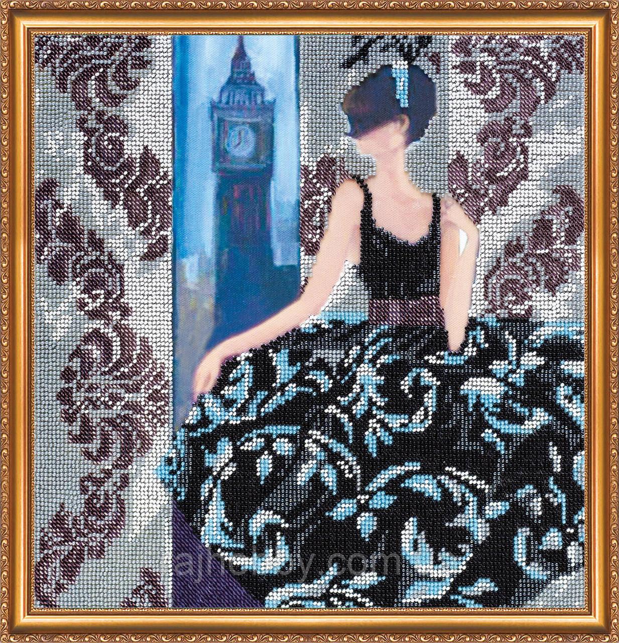 Окно в Лондон Абрис Арт Набор для вышивки бисером