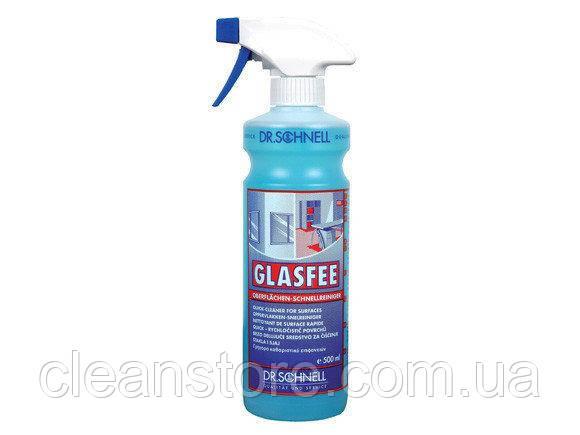 Очиститель стёкол DR.SCHNELL GLASFEE, 500 мл.