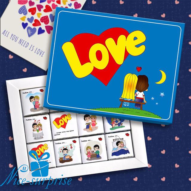 купить подарок оригинальный подарок на День Влюблённых