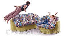 Иванна бескаркасный диван