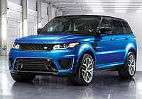 Силовые обвесы Range Rover Sport с 2014 г. , кенгурятники и пороги