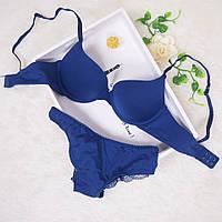 Комплект нижнего белья 75B (34B) blue