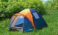 Обзор  3х месной палатки Coleman 1011