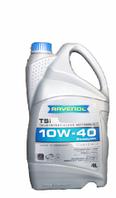 Полусинтетическое моторное масло Ravenol TSI 10w-40