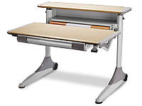 Стол регулируемый Mealux Grand BD-300 Maple, BD-300 White