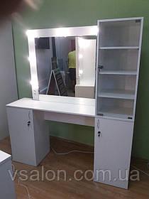 Стол для парикмахера с зеркалом А94