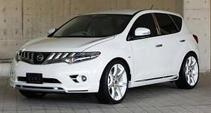 Nissan Murano Z51 (Позашляховик) (2008-2014)