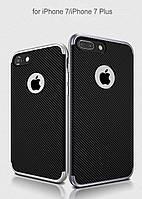 Чехол бампер Carbon для Apple iPhone 7 (4 цвета)