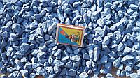 Мраморная крошка цвет Синий 2
