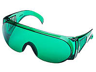 Окуляри захисні Озон зелені
