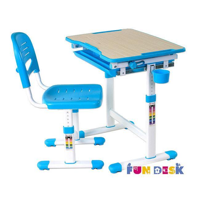 """Комплект парта и стул """"SM FunDesk"""""""