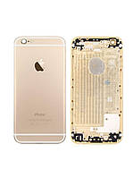 Корпус iPhone 6 (5.5) айфон, цвет золотой (gold), копия высокого качества.