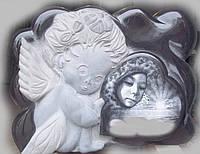 Памятник с ангелом, фото 1