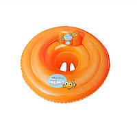 Круг для плавания детский с сиденьем и спинкой В поисках немо 69 см до 1 года (91101)