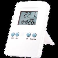 Термометр цифровой с гигрометром НТС для лаборатории