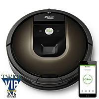 Робот пылесос IRobot Roomba 876 для сухой уборки ковров