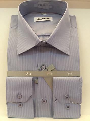 Рубашка длинный рукав Galvanni, фото 2
