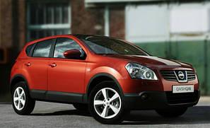 Nissan Qashqai (Позашляховик) (2007-2013)