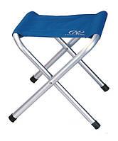 Раскладной стул для рыбалки  алюминий , 80кг ,полиэстер