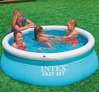 Надувной бассейн детский  183 см х 51 см,900л