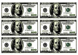 Доллары, евро, гривны