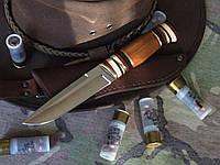 """Нож ручного изготовления, авторской работы """"Охотник"""". Мастер Малёваный Сергей."""