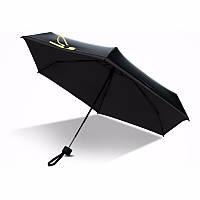 Мини зонтик 17см.! Оригинальный складной компактный зонтик!