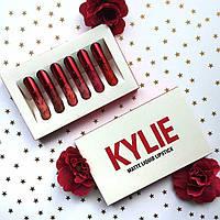 Набор матовых помад Kylie Valentine Edition