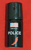 Газовый балончик для самозащиты Police 40 мл