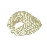 Подушка под голову Оливковая клетка Прованс#AndreTan